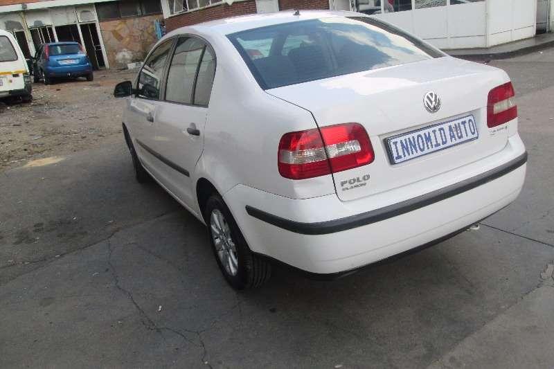 VW Polo Classic 1.6 Comfortline 2007