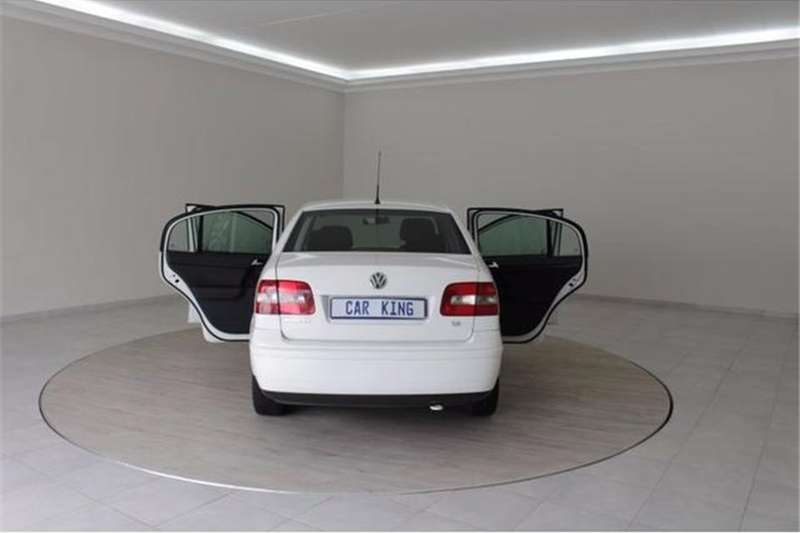 VW Polo Classic 1.6 Comfortline 2009