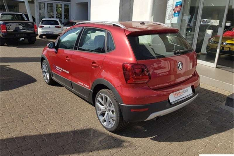 2017 vw polo cross 1 2tsi hatchback petrol fwd manual cars for sale in gauteng r 289. Black Bedroom Furniture Sets. Home Design Ideas