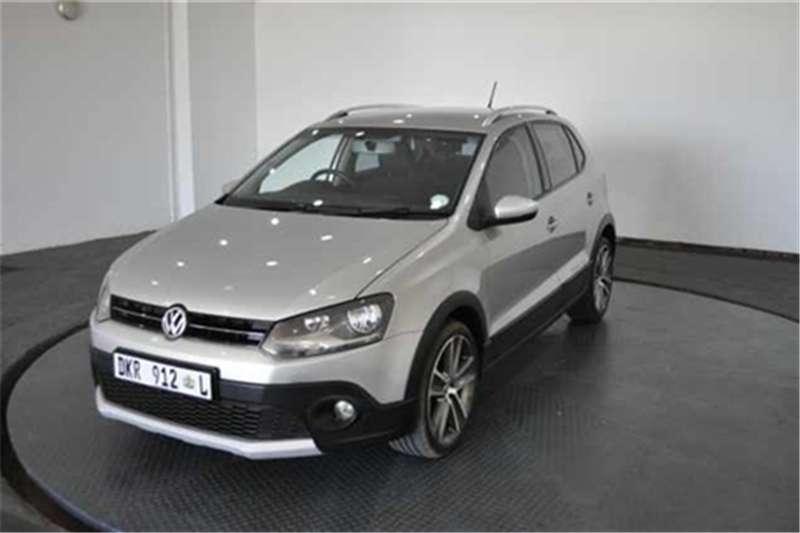 VW Polo Cross  1.6TDI Comfortline 2013