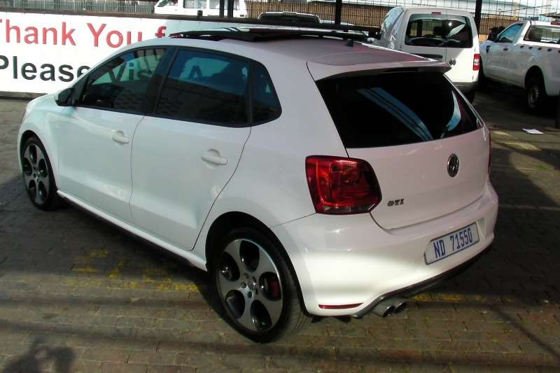 2012 vw polo gti hatchback fwd cars for sale in gauteng r 149 900 on auto mart. Black Bedroom Furniture Sets. Home Design Ideas