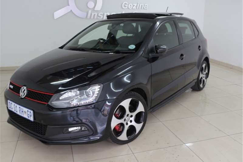 2014 vw polo gti hatchback fwd cars for sale in gauteng r 239 990 on auto mart. Black Bedroom Furniture Sets. Home Design Ideas