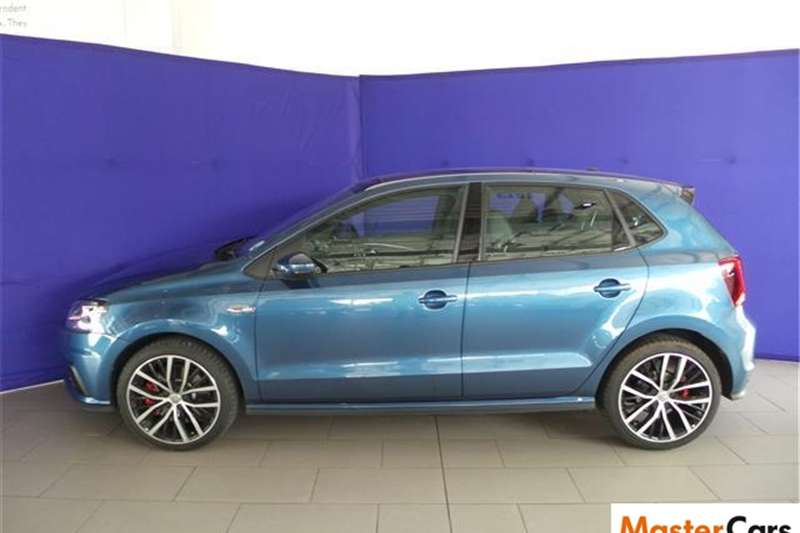 2017 vw polo gti hatchback petrol fwd automatic cars for sale in gauteng r 369 950 on. Black Bedroom Furniture Sets. Home Design Ideas