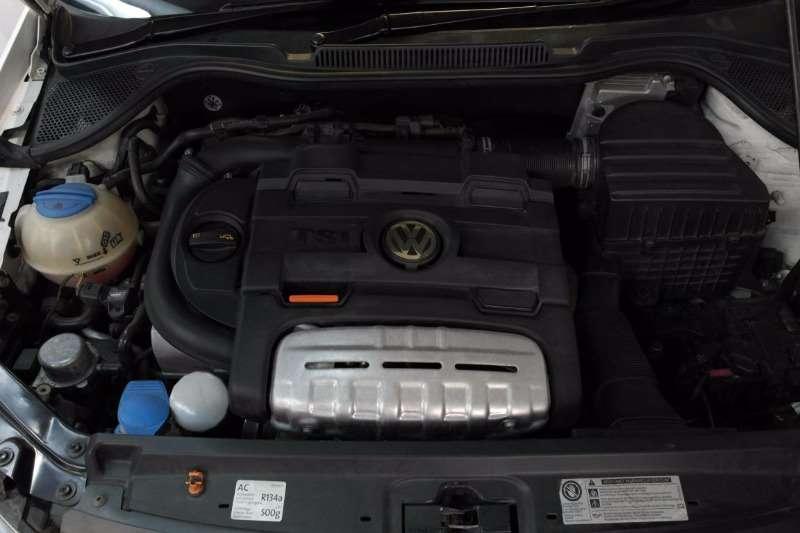 VW Polo GTI auto 2011