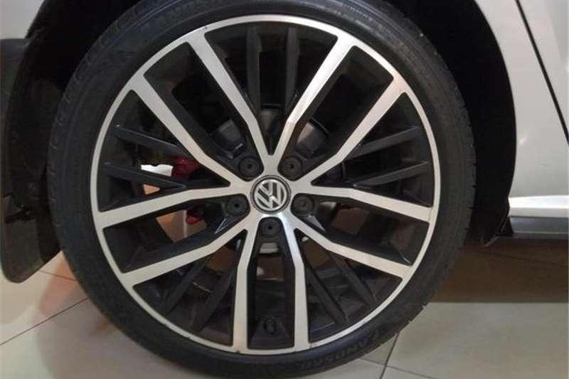 VW Polo GTI Auto 2015