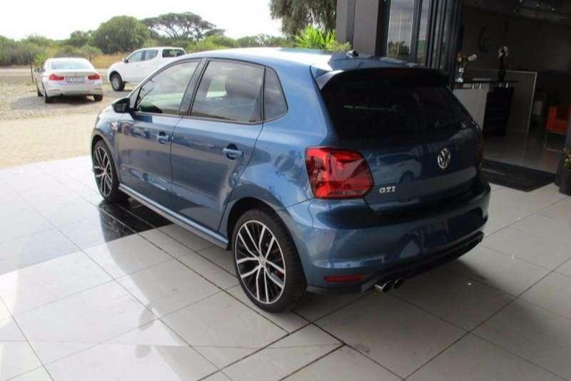 2017 vw polo gti auto hatchback petrol fwd automatic cars for sale in gauteng r 389. Black Bedroom Furniture Sets. Home Design Ideas