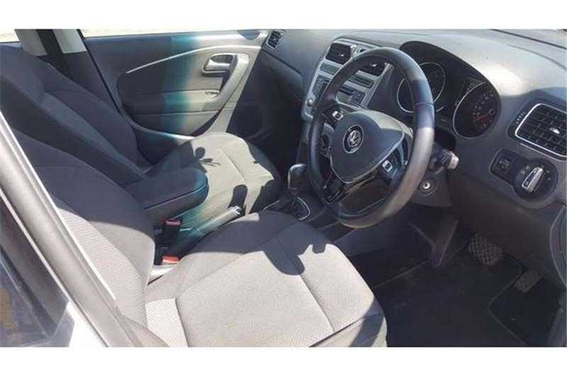VW Polo Hatch 1.2TSI Highline Auto 2016