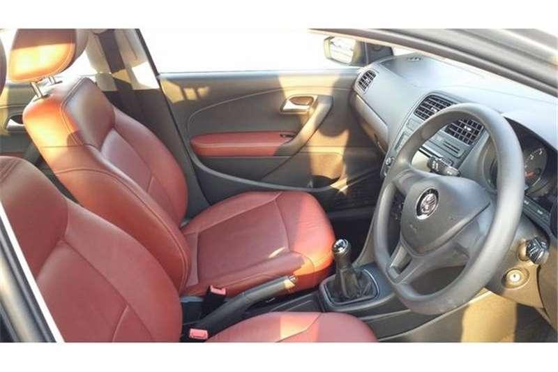 VW Polo Hatch 1.2TSI Trendline 2015