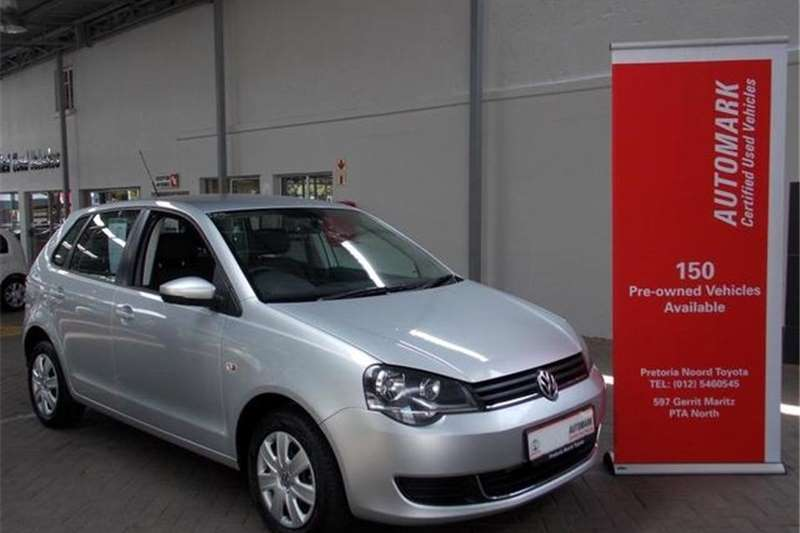 VW Polo Hatch 1.2TSI Trendline 2017