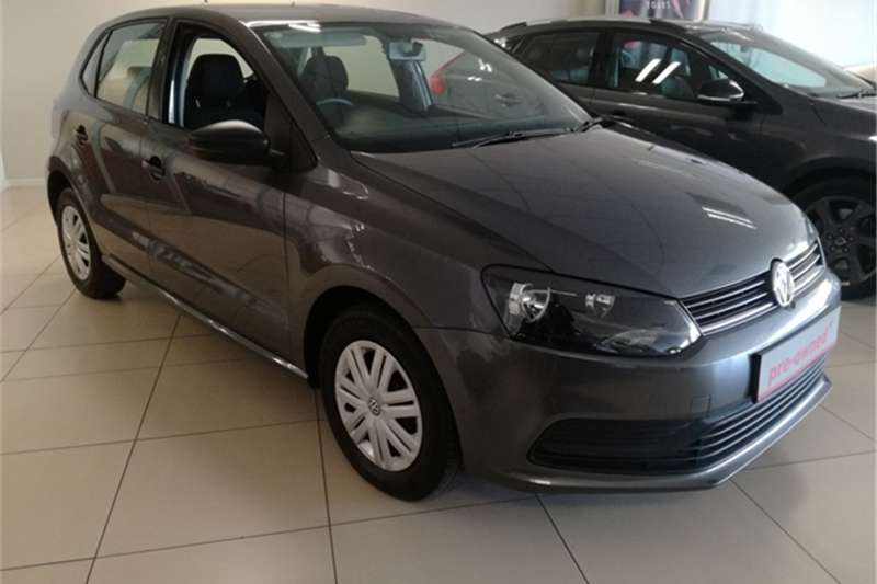 VW Polo hatch 1.4TDI Trendline 2016