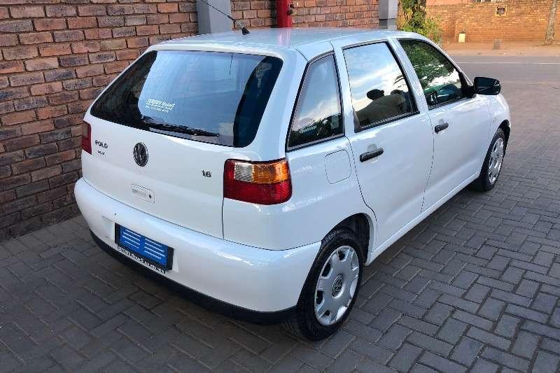 VW Polo Playa 1.6 2001