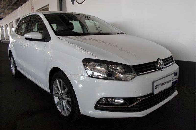 VW Polo Polo 1.2TSI Highline 2016