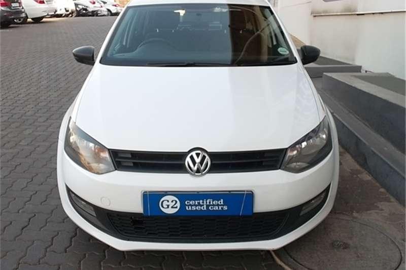 VW Polo Polo 1.6 Trendline 2013