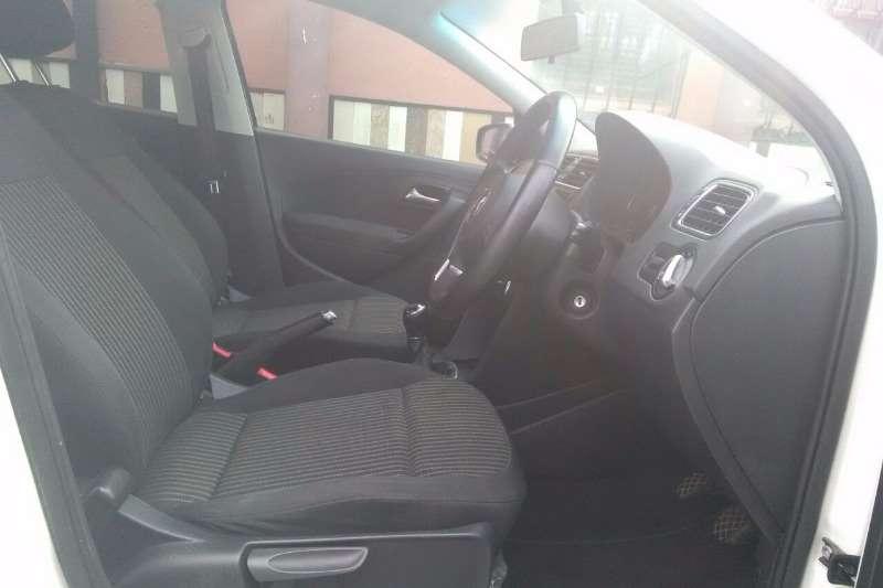 VW Polo sedan 1.4 Comfortline 2014