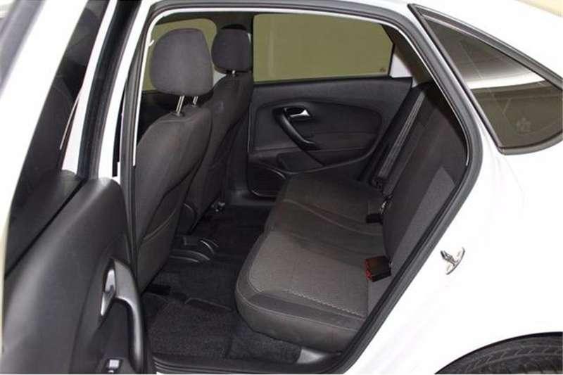 VW Polo sedan 1.5TDI Comfortline 2016