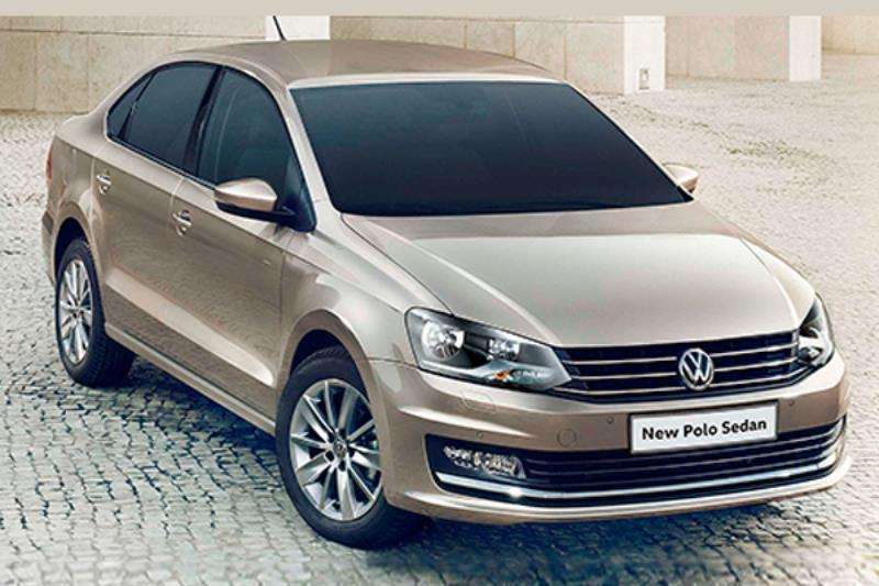 2017 VW Polo sedan 1.6 Comfortline auto Sedan ( Petrol ...