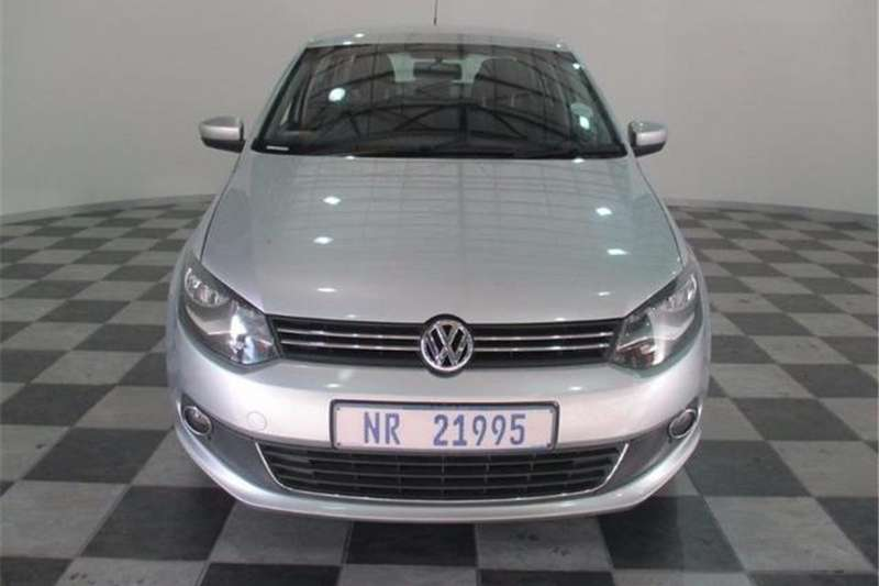 VW Polo sedan 1.6TDI Comfortline 2013