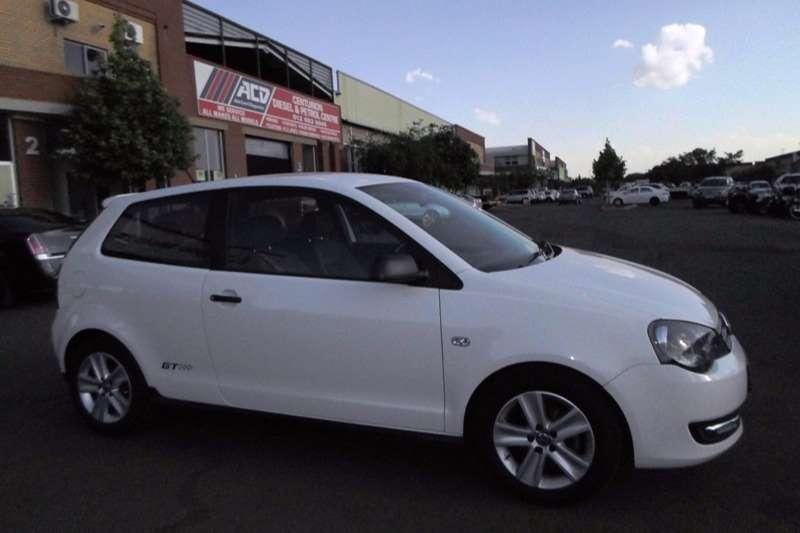 VW Polo Vivo 3 door 1.6 GT 2012