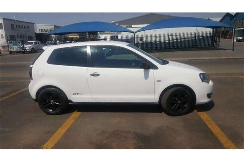VW Polo Vivo 3 door 1.6 GT 2014