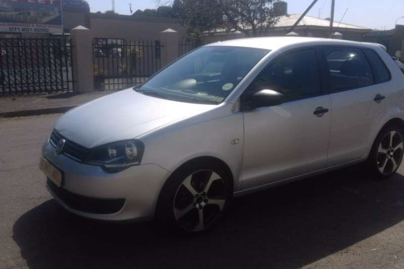 VW Polo Vivo 5-door 1.4 Blueline 2016