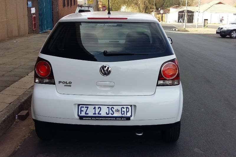VW Polo Vivo 5 door 1.4 Blueline 2017