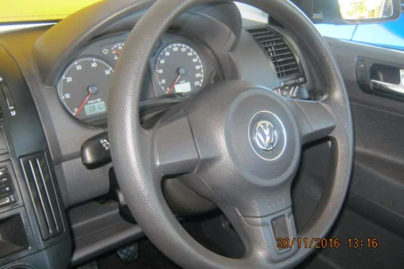 VW Polo Vivo 5 door 1.4 Trendline 2014