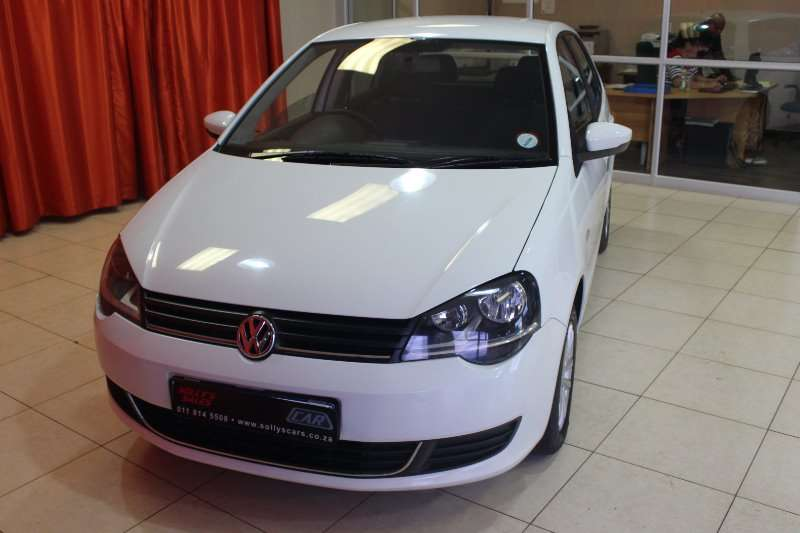 VW Polo Vivo 5 door 1.4 Trendline auto 2015