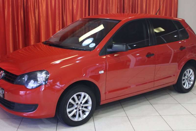 VW Polo Vivo 5-door 1.6 2011