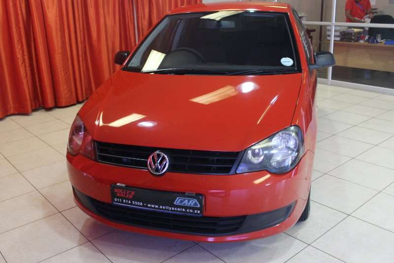 VW Polo Vivo 5 door 1.6 2011