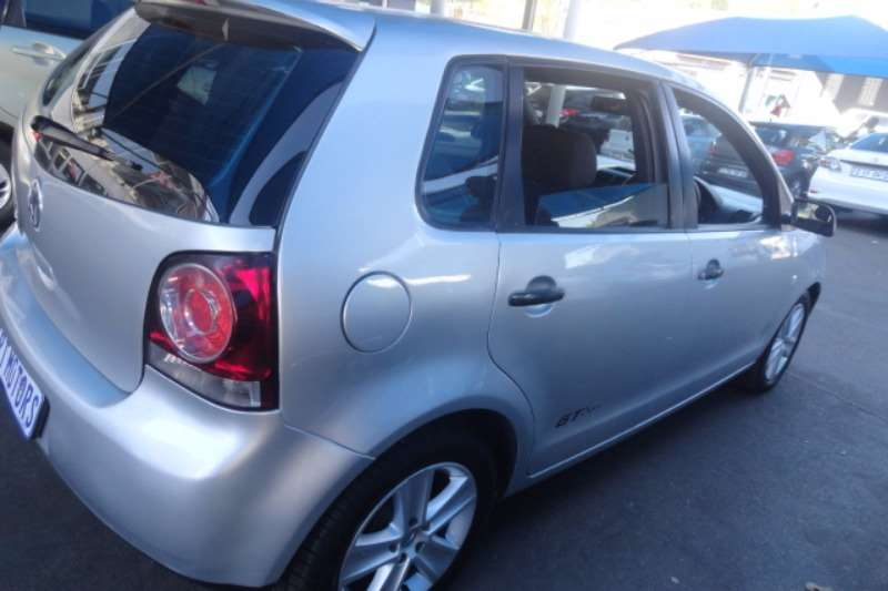 VW Polo Vivo 5 door 1.6 GT 2014