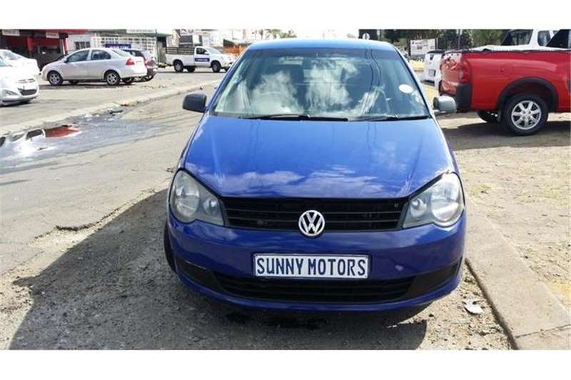 VW Polo Vivo 5 door 1.6 Trendline 2011