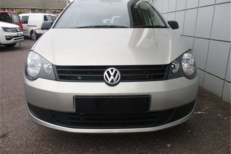 VW Polo Vivo 5 door 1.6 Trendline 2013