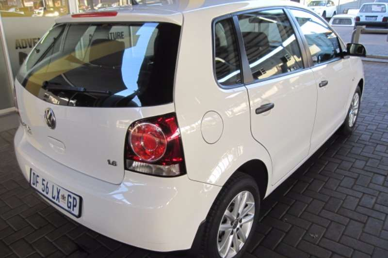 VW Polo Vivo 5 door 1.6 Trendline 2014
