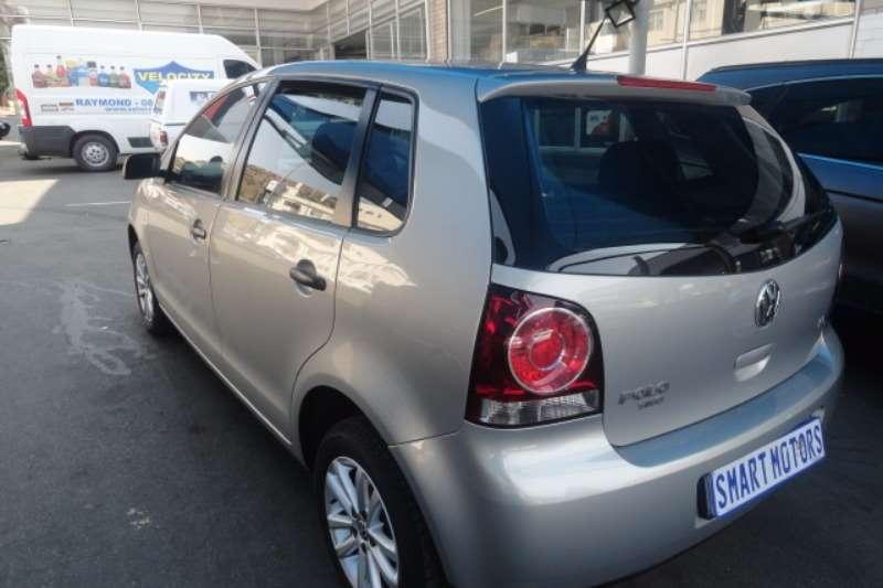 VW Polo Vivo 5 door 1.6 Trendline 2014