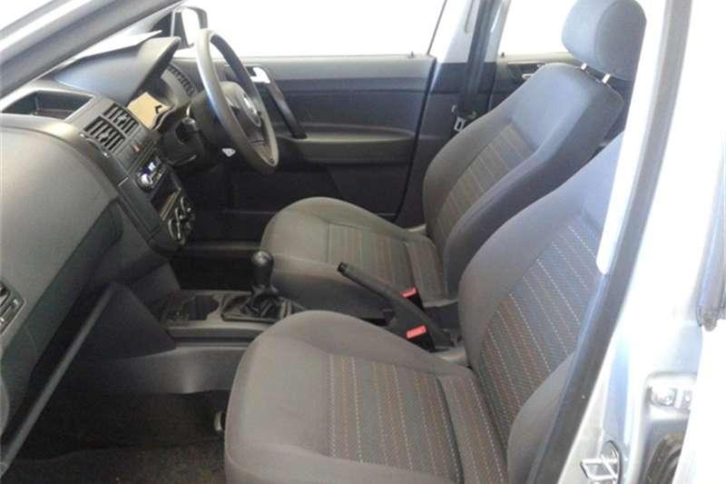 VW Polo Vivo hatch 1.4 Conceptline 2017