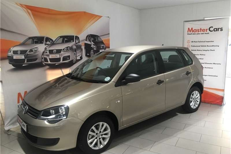 VW Polo Vivo hatch 1.4 Conceptline 2017