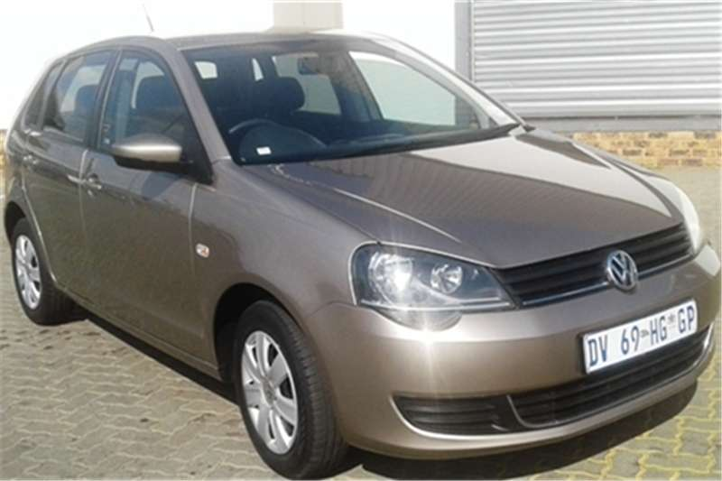 VW Polo Vivo hatch 1.4 Trendline 2015