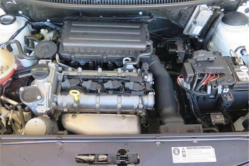 VW Polo Vivo hatch 1.4 Trendline 2016