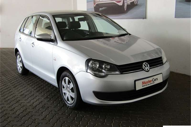 VW Polo Vivo hatch 1.4 Trendline 2016
