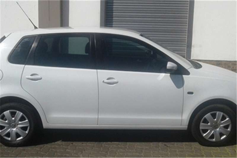 VW Polo Vivo hatch 1.4 Trendline auto 2015