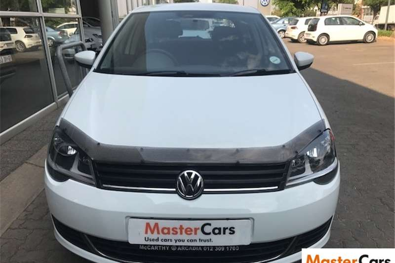 VW Polo Vivo hatch 1.4 Trendline auto 2016