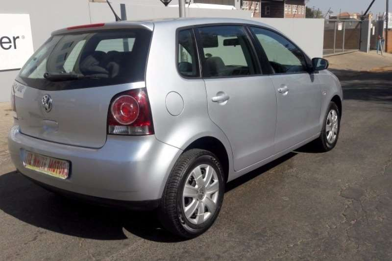 VW Polo Vivo hatch 1.4 TrendlineUsed cars for sale in Johannesb 2015