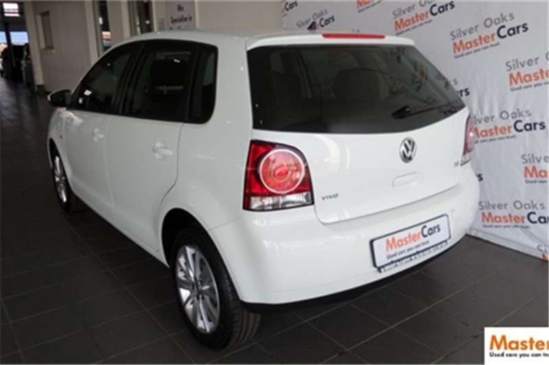VW Polo Vivo hatch 1.6 Comfortline 2017