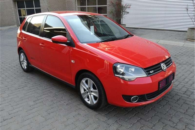 VW Polo Vivo hatch 1.6 GT 2015