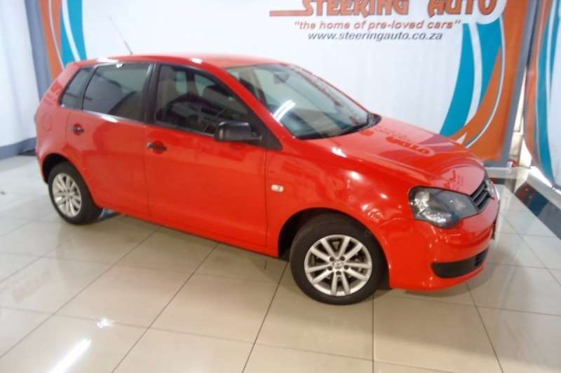 VW Polo Vivo Polo Vivo 5-door 1.4 2013