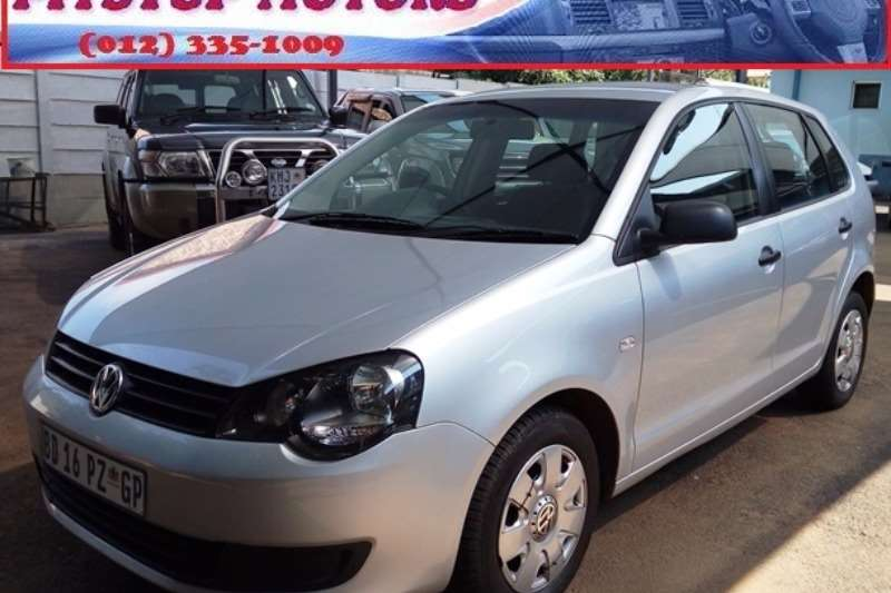 VW Polo Vivo Polo Vivo 5-door 1.4 Trendline 2011