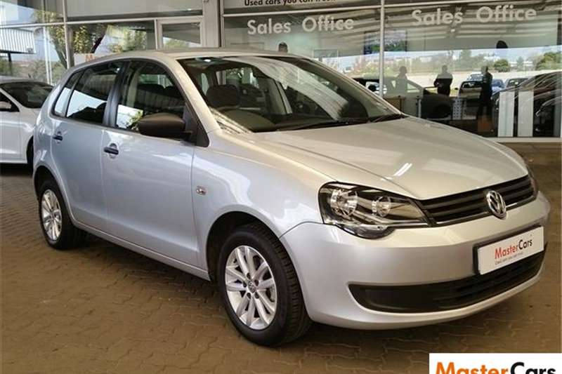 VW Polo Vivo Polo Vivo hatch 1.4 Conceptline 2017