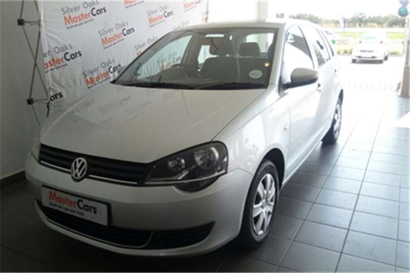 VW Polo Vivo Polo Vivo hatch 1.4 Trendline 2016
