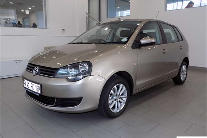VW Polo Vivo Polo Vivo hatch 1.4 Trendline 2017