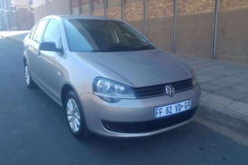 VW Polo Vivo sedan 1.4 2014